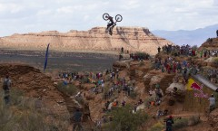 KELLY McGarry RED Bull Rampage 2013
